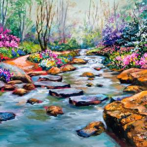 Stepping Stones Across a Creek – Introduction