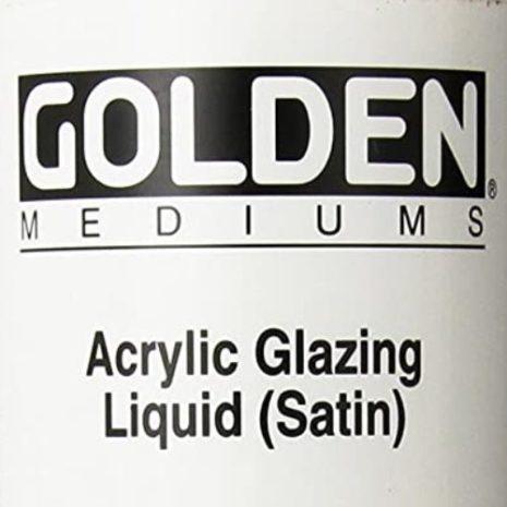 Golden Glazing Medium Satin 500s60
