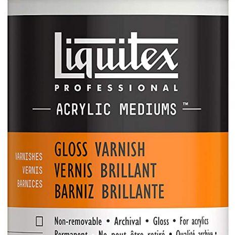 Gloss Varnish Liquitex