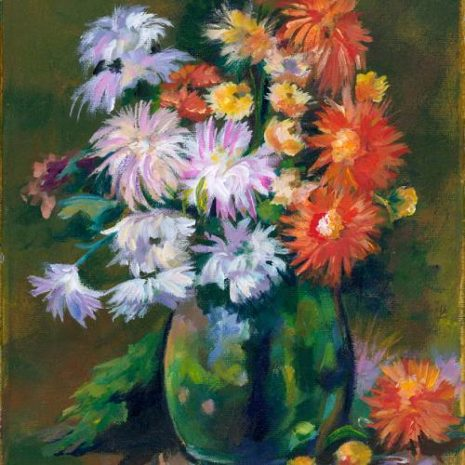 Chrysanthemums By Emil Carlsen Feature Image 500s70