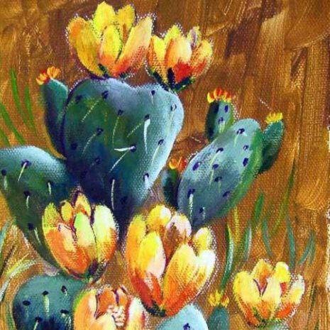 Prickly Pear Cactus FI 500s70