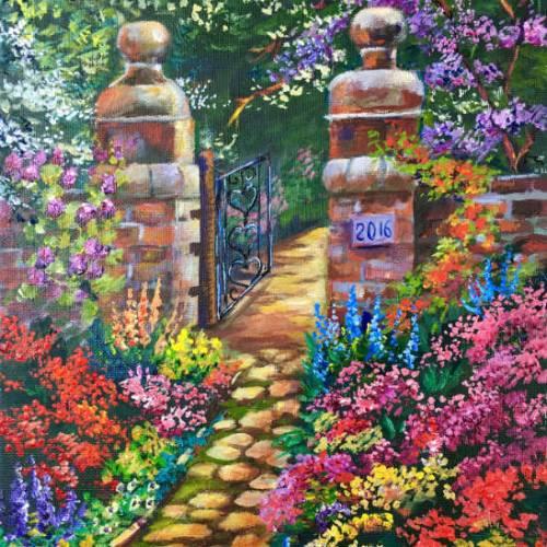 Rose Gate Gardens