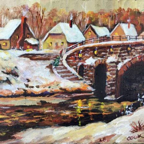 Winter Bridge FI 500s70