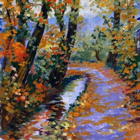 Autumn Winding Pathway FI 500s70