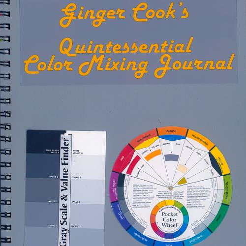 Quintessential Color Mixing Journal