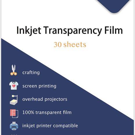 Octago Inkjet Transparency AC SL1500