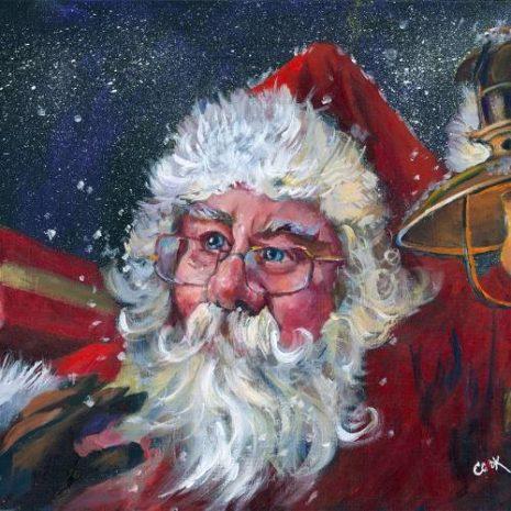 Santas Coming To Town FI 500s70