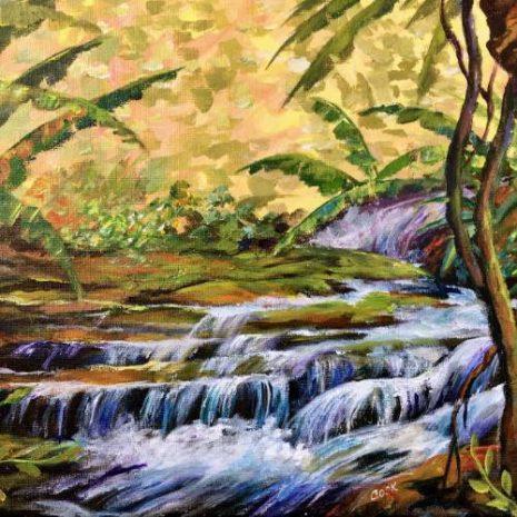 Wild River Waterfalls FI 500s70