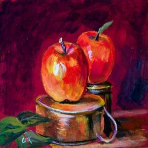 Apples and Tin Cups – QQ #18