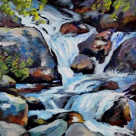 Cascading Waterfalls FI 500s70