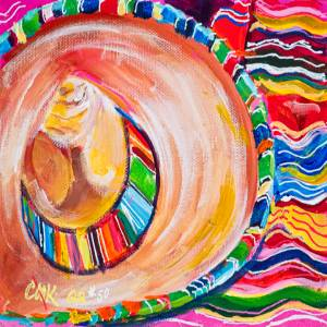 Cinco de Mayo Sombrero – QQ #50