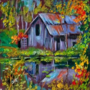 Old Barn in Kentucky – QQ #33