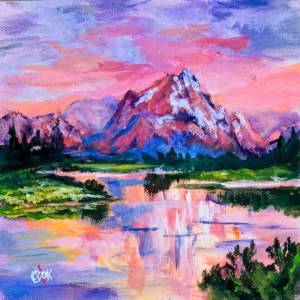 Grand Teton Mountains – QQ #8