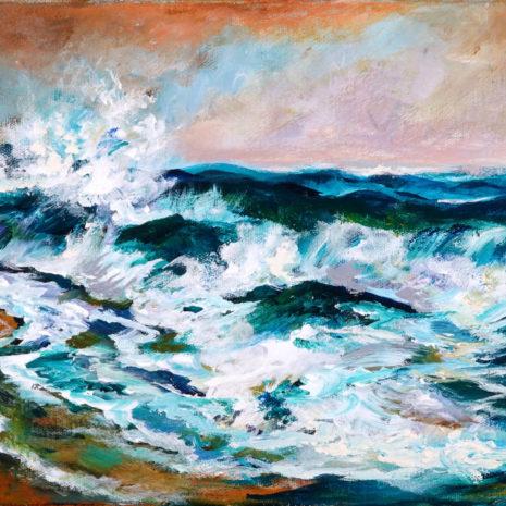 Turbulent Sea CR 1080h70