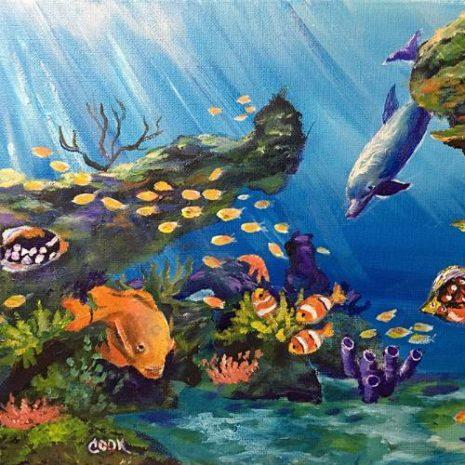 Undersea World Adventure FI 500s70