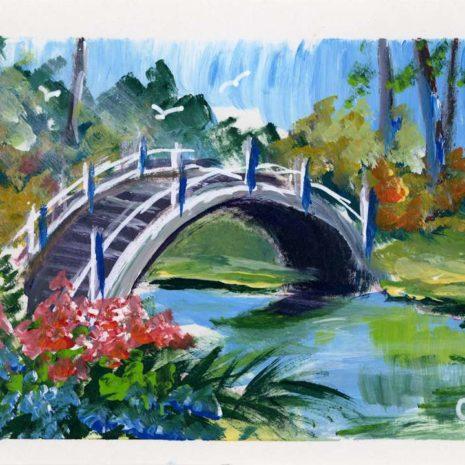 Walking Bridge 720h60