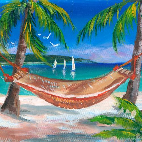Shoreside Hammock