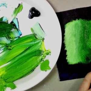 Blending Greens – YouTube Live Lesson
