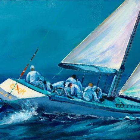 Caribbean Sailors FI 500s70