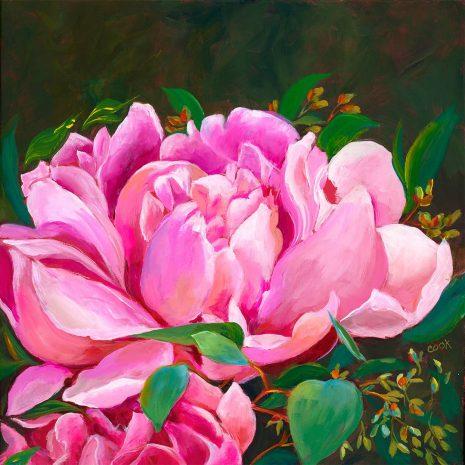 Pink Peonies Flower CR 1080h70