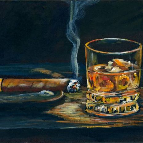Whiskey And Cigar FI 500s70