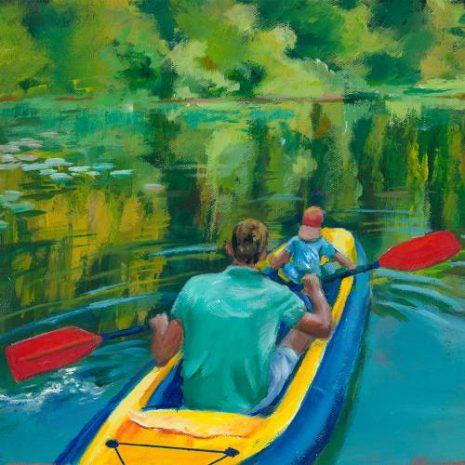 Kayaking With Dad FI 500s70