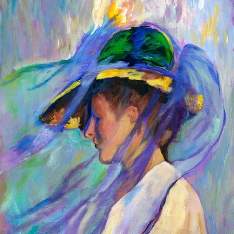 The Blue Veil By Tarbell FI 500s70