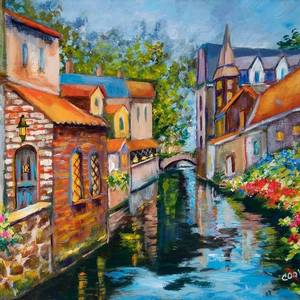 Summertime In Brugge Featured Image