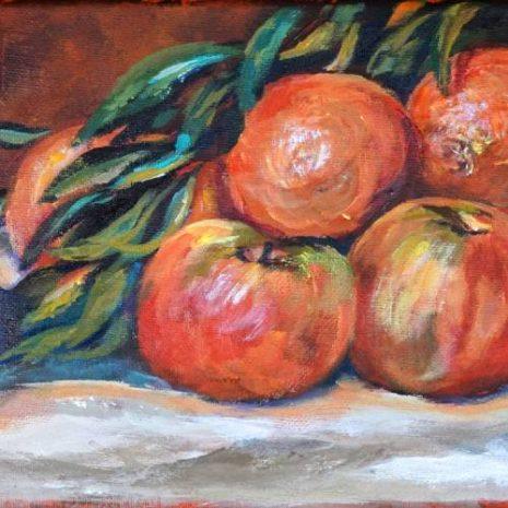 Apples And Oranges Renior FI 500s70