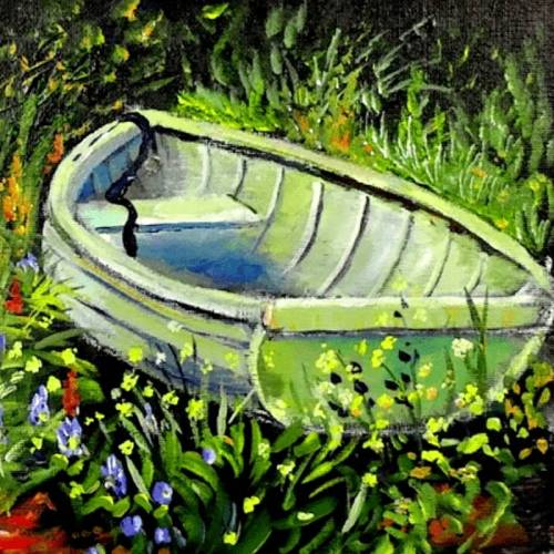 Boat in the Grass – Introduction