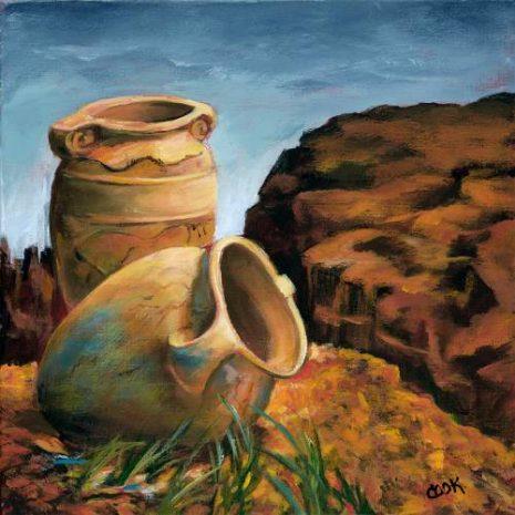 Desert Pottery FI 500s70