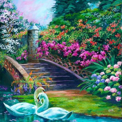 Garden of Swans – Introduction