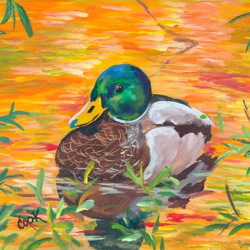 Dora the Mallard Duck – Tutorial