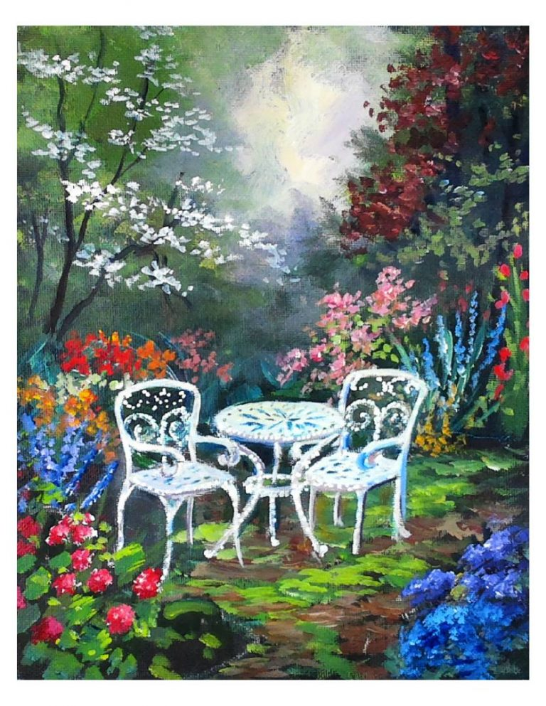 Garden Party – Downloadable