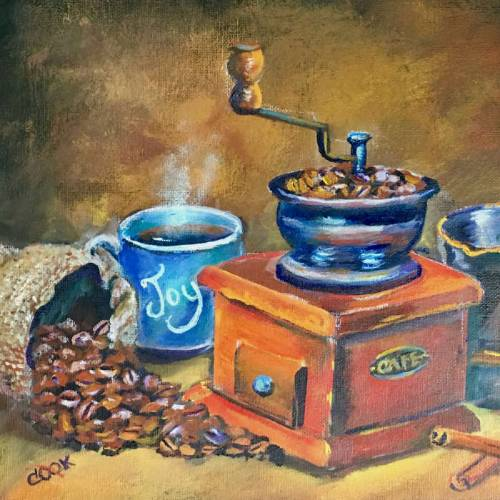 Ode to Coffee – Introduction