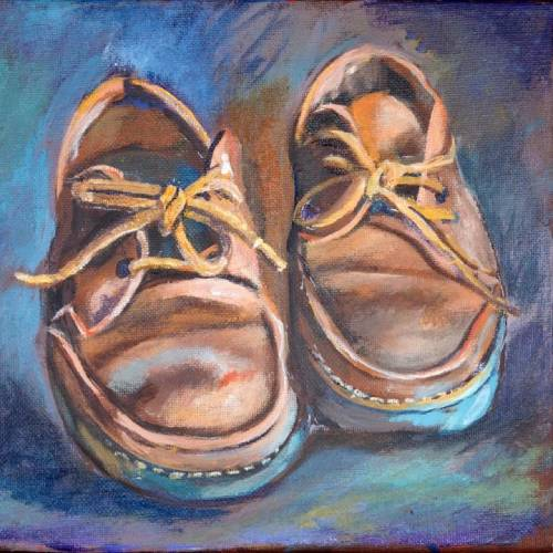 Old Painter's Shoes – Introduction