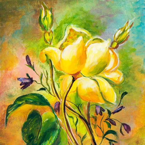 Yellow Rose of Texas – Tutorial