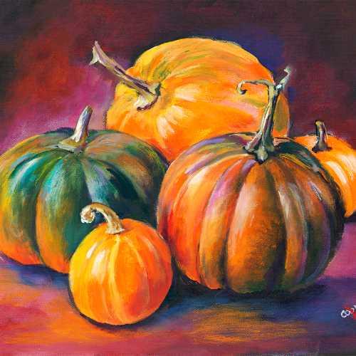 The Queen's Pumpkins – Downloadable