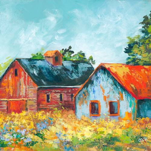 Two Barns Long Forgotten – Introduction